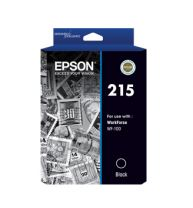 Epson 215 Pigment Black Ink For Workforce Wf-100