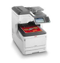 OKI MC853dn Colour LED A3 1200x600 DPI 23 ppm Multi-Function Printer