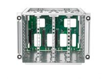 HPE Power Supply Enclosure Cage Kit Aluminium Metal
