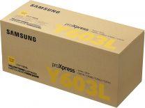 Samsung CLT-Y603L High-Yield Original Yellow Toner Cartridge