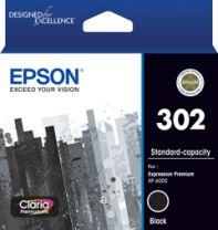 Epson 302 Ink Cartridge 1 pc(s) Standard Yield Black