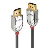 Lindy 4K DisplayPort Cable 5m Grey