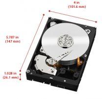 """WD Black 1TB 3.5"""" SATA Desktop HDD"""