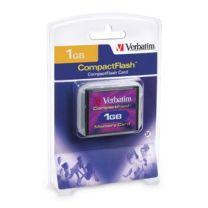 Verbatim CompactFlash 1GB Memory Card