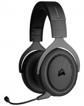 Corsair HS70 Wired Gaming Headset with Bluetooth - Black