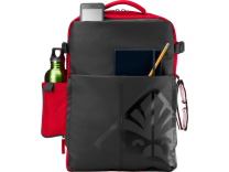 """HP OMEN 17.3"""" Gaming BackPack - Red"""