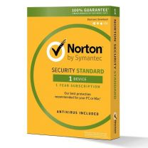 Norton Security Standard 1 Device, 1 Year