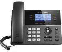 Grandstream Networks Telephone DECT Telephone Caller ID Black