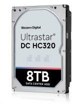 "WD Ultrastar DC HC320 8TB 3.5"" SAS 512e SE HDD"