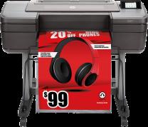 HP Designjet Z6 Inkjet Colour A1 Large Format Printer