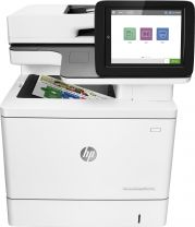 HP E57540C LaserJet Managed Flow Color Multi-Function Printer