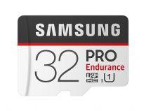 Samsung PRO ENDURANCE MicroSDHC 32GB w/ Adapter