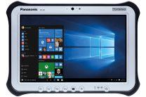 "Panasonic Toughpad FZ-G1 MK5 4G/LTE 10.1"" WUXGA i5-7300U, 8GB RAM, 128GB SSD, Windows 10 Pro Black, Silver"