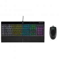 Corsair K55 RGB PRO + KATAR PRO Gaming Bundle