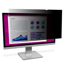 """3M High Clarity Privacy Filter For 23.6"""" Widescreen Monitor"""