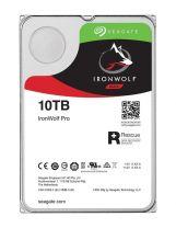"Seagate IronWolf Pro 10TB 3.5"" SATA HDD"
