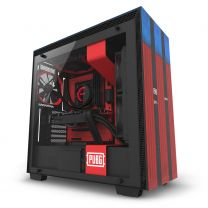 NZXT H700 PUBG Limited Edition Mid-Tower ATX Case