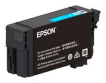 Epson UltraChrome XD2 50ml Ink Cartridge Cyan