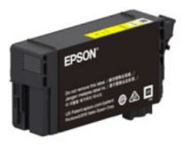 Epson UltraChrome XD2 50ml Ink Cartridge Yellow