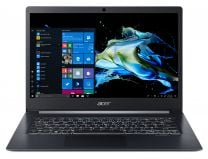 "Acer TravelMate X5 TMX514-51T-59GH Notebook Grey 14"", Touchscreen i5, 8GB RAM, 256GB SSD, Windows 10 Pro"