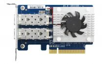 QNAP QXG-25G2SF-CX4 Networking Card Ethernet 2500 Mbit/s Internal