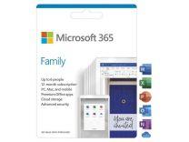Microsoft 365 Family 1-Year (Retail Box)