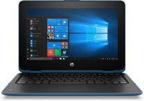 "HP ProBook x360 11 G4 Hybrid (2-in-1) 11.6"" Touchscreen M3, 8GB, 128GB, SSD, Windows 10 Pro - Blue"