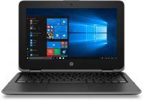 "HP ProBook x360 11 G4 EE Notebook 11.6"" HD Touchscreen i5-8200Y, 8GB, 256GB SSD, Windows 10 Pro Black"