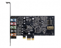 Creative SoundBlaster AudigyFX Soundcard