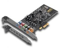 Creative Sound Blaster Audigy FX 5.1 PCIe With SBX Pro Sound Card