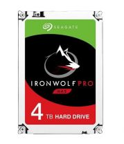 "Seagate IronWolf Pro 4TB 3.5"" SATA NAS HDD"