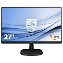 "Philips 27"" Full HD IPS Monitor DVI/HDMI/VGA"