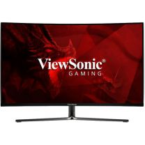 "Viewsonic Vx3258-2KPC-MHD 32"" Quad HD LED Curved 1ms FreeSync 144Hz Computer Monitor"