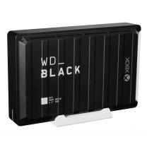 Western Digital D10 Game Drive Xbox 12TB External Hard Drive (HDD) - Black