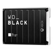 Western Digital Black P10 Game Drive Xbox 5TB External Hard Drive (HDD) - Black