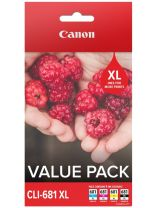 Canon XL Ink Cartridge 4 pcs Original Black/Cyan/Magenta/Yellow