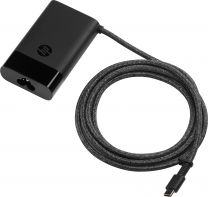 HP 7EZ26AA Power Adapter/Inverter Outdoor 65 W Black