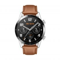 """Huawei Watch GT 2 1.39"""" 46mm AMOLED Stainless Steel GPS"""