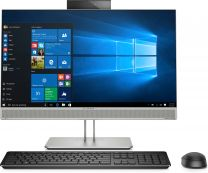 "HP EliteOne 800 G5 23.8"" Touchscreen i5-9500, 8GB RAM, 256GB SSD, Black, Silver All-in-One PC, Windows 10 Pro"