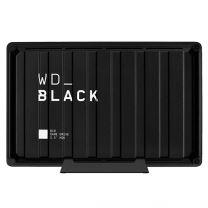 Western Digital Black D10 external hard drive 8000 GB Black, White