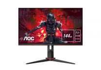 "AOC 27"" Full HD 144Hz FreeSync 1ms Computer Gaming Monitor Black"