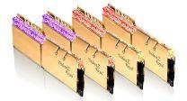 G.Skill Trident Z Royal Gold 64GB(4x16) DDR4-3600 Memory Module