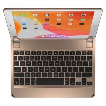 Brydge BRY80032 Mobile Device Keyboard QWERTY English Gold Bluetooth