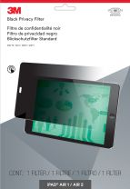 "3M PFTAP002 Frameless Display Privacy Filter 9.7"""