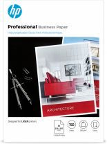 HP Professional Laser Glossy FSC Paper 200 gsm-150 sht/A4/210 x 297 mm Printing A4 (210x297 mm) Gloss 150 Sheets White