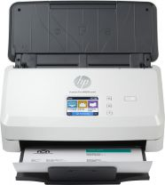 HP Scanjet Pro N4000 snw1 Sheet-Fed Scanner 600 x DPI A4 Black, White