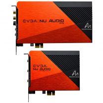 EVGA NU Audio Pro 7.1 Internal 7.1 channels PCI-E x1