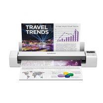 Brother DS-940DW scanner 600 x 600 DPI Sheet-fed scanner Black, White A4