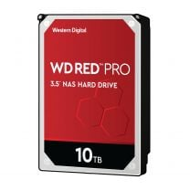 "WD Red Pro 10TB 3.5"" SATA NAS HDD"