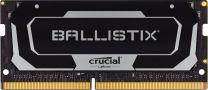 Crucial Bllstx 16GB(2x8GB) DDR4-2400 SODIMM Black